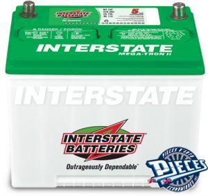 Pièces d'auto Économiques Batteries Interstate